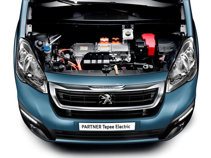 Nový Peugeot Partner Tepee Electric - elektrický pohon získává nový rozměr