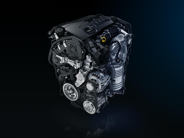 PEUGEOT Diesel-Technologie BlueHDi-Motor