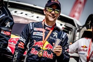 Peugeot na stupních vítězů v Rallye Maroko