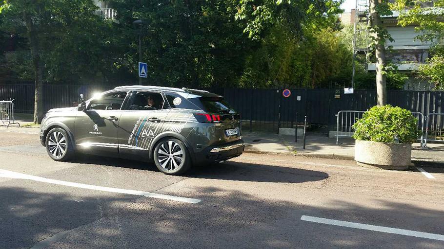 Peugeot na French Open 2017: konektivita a autonomní vozy