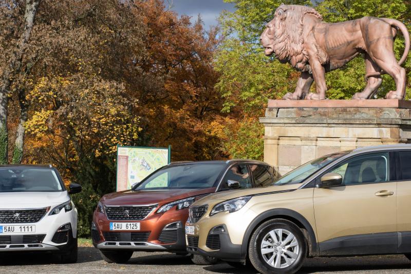 Peugeot v ČR potřetí překonal tisícovku