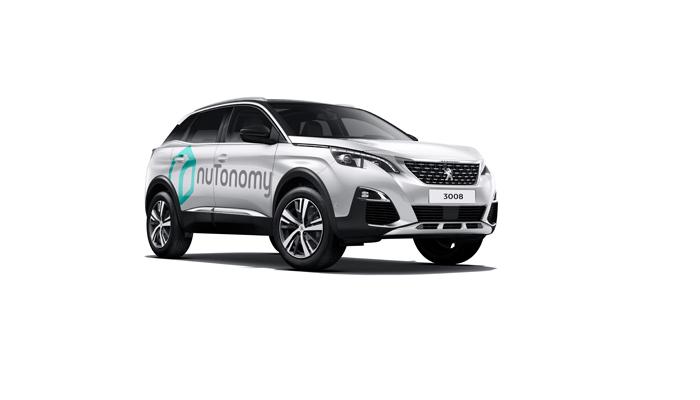 Skupina PSA a společnost nuTonomy uzavřely strategické partnerství zaměřené na testování zcela autonomních vozů se samočinným řízením v Singapuru