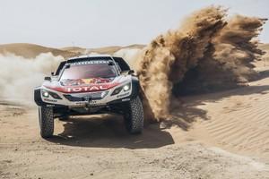 Dream teamje připraven na Dakar 2018
