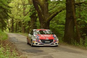 Peugeot Total Rally Cup ve spojení s prestižní Barumkou