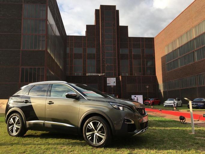 Dvě ceny Red Dot Product Design 2017 pro Peugeot