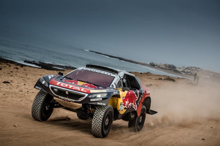 Peugeot DKR má další cíl: SILK WAY RALLY