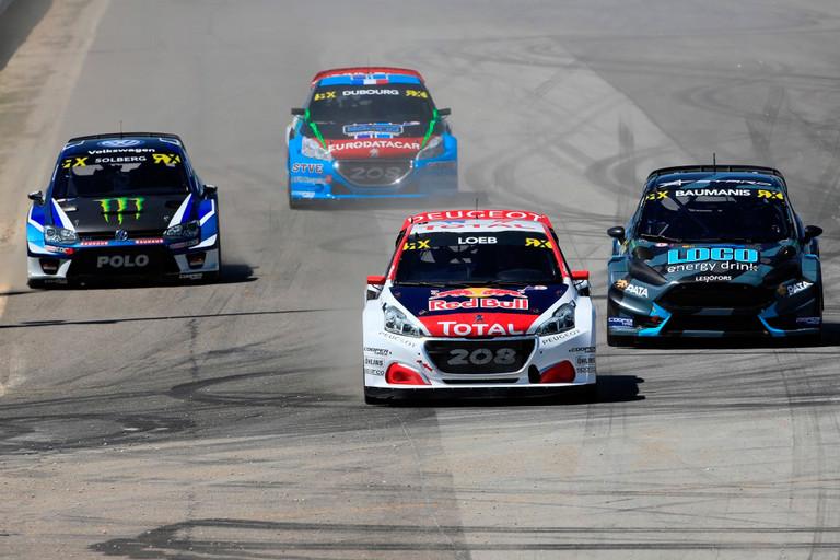 Sébastien Loeb a PEUGEOT 208 WRX získali v Portugalsku krásné druhé místo