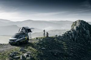 Peugeot Rifter 4x4 Koncept