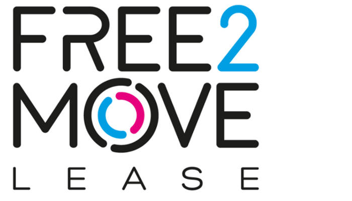 Logo von Free2Move-Lease