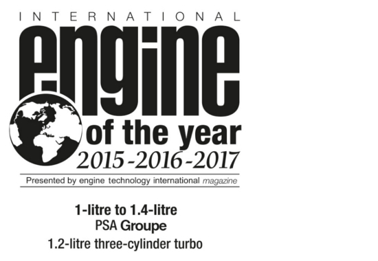 Logo von Engine of the Year
