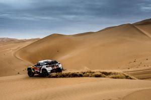 Peugeot DKR si neochvějně razí cestu do posledních dvou dní Silk Way Rally