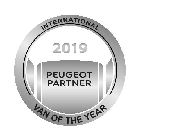 International Van of the Year Award Logo