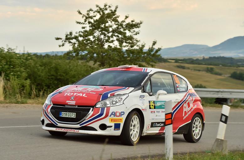 Peugeot Total Rally Cup čeká mladoboleslavská Rally Bohemia