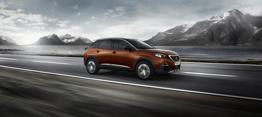 Nový Peugeot 3008 Advanced SUV