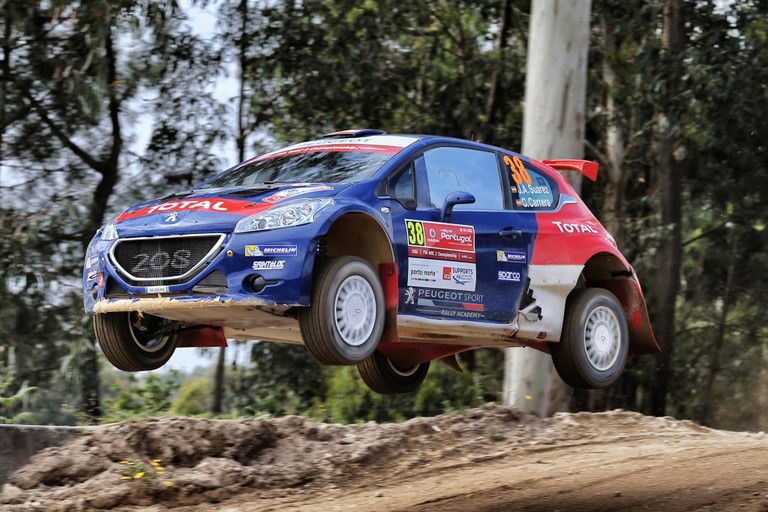 Junioři Peugeotu Sport se zaměří na ERC 2017