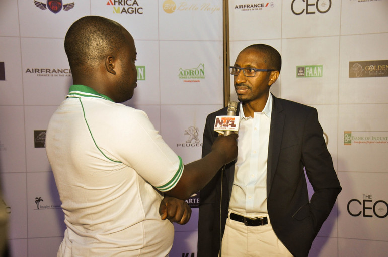 CEO RED CARPET EVENT IN LAGOS