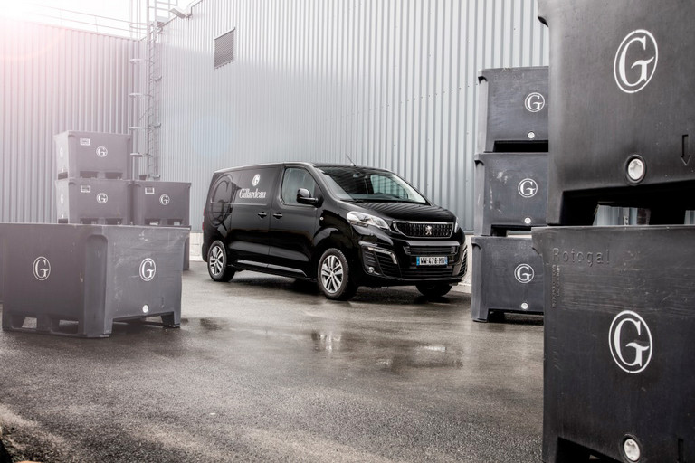 Peugeot vytvořil foodtruck pro prestižního producenta ústřic, firmu Gillardeau