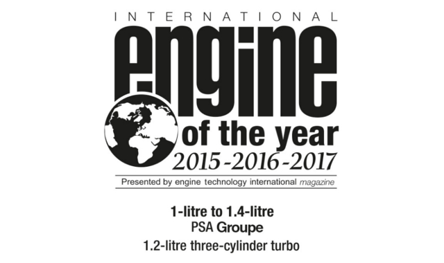 Foto von Engine of the Year-Logo